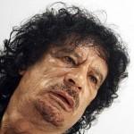 عندما احتفلت بموت القذافي